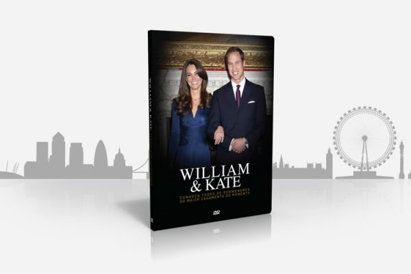 DVD Video - William & Kate