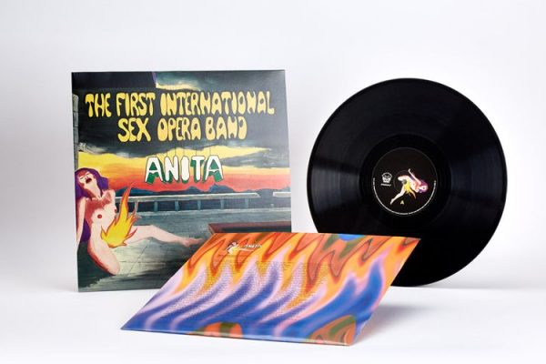 Vinil / Cartonsleeve - The First International Sex Opera Band - Anita