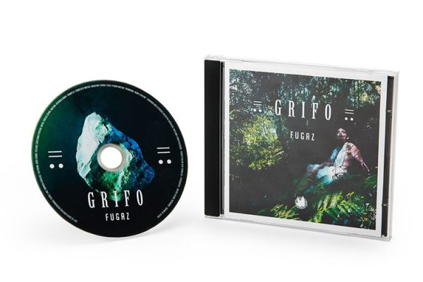 CD Audio / Jewel Box - Grifo - Fugaz