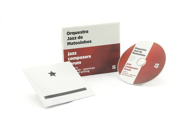 CD Audio / Digipak - Orquestra de Jazz de Matosinhos - Jazz Composers Forum