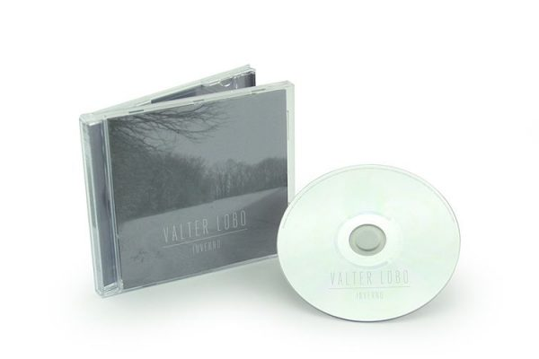 CD Audio / Jewel Box - Valter Lobo - Inverno
