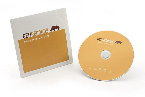 CD Audio / Cartonsleeve - Get Records - Making Music for the World